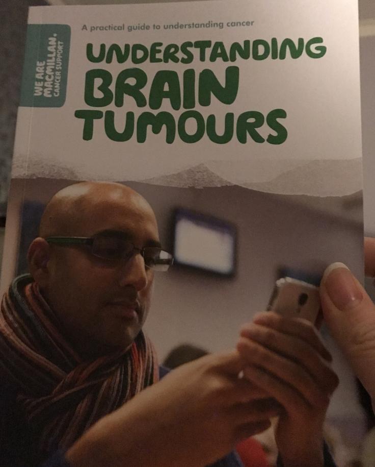 Macmillan - Understanding Brain Tumours
