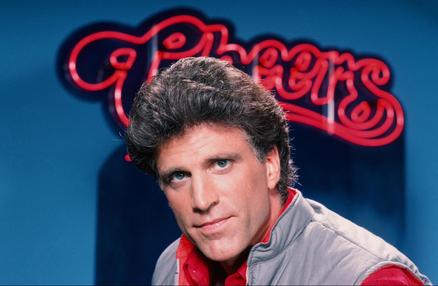 Ted Danson in his Cheers days.
